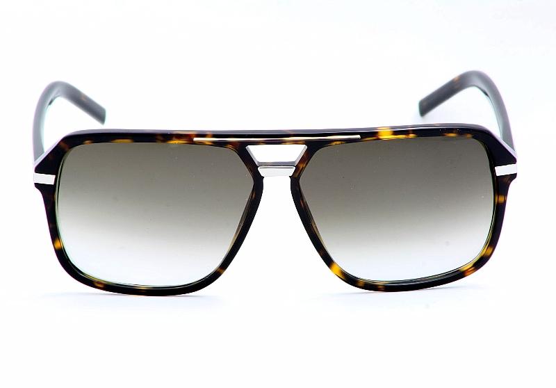 0c30d7c9f55 Dior Homme Sunglasses Black Tie 109-S Dark Havana Shades by Dior Homme
