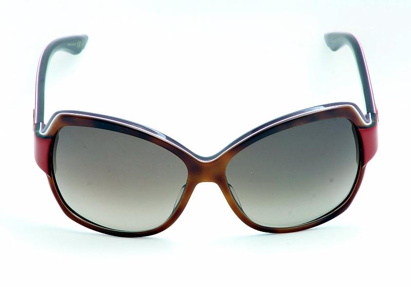 c0275986e90 Christian Dior Sunglasses Zaza 1 Red Havana Burgundy Plum Shades by  Christian Dior