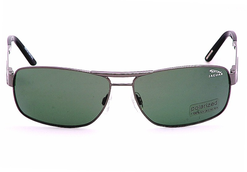 8979c342a2 Jaguar Sunglasses 37320 Gunmetal Polarized Shades by Jaguar