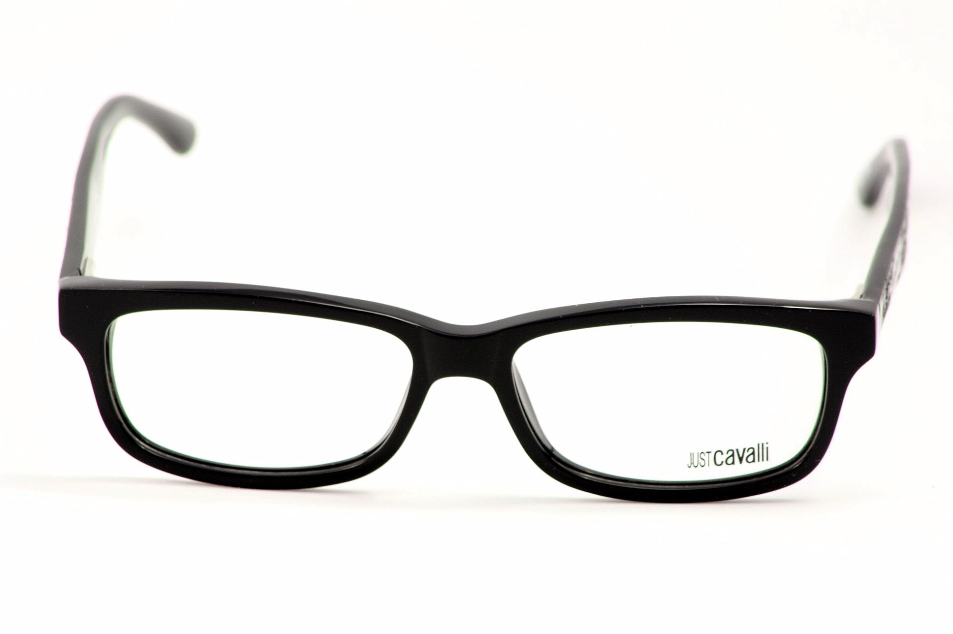Just frames for glasses - Just Cavalli Eyeglasses Jc361 Black Optical Frame By Just Cavalli