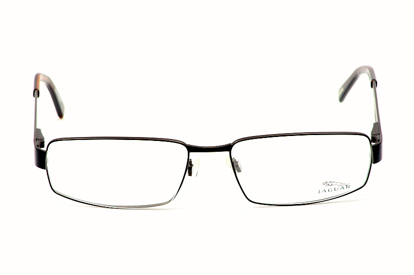 Jaguar Glasses Frame : JAGUAR 33027 Eyeglasses Black 610 Matte Optical Frame ...