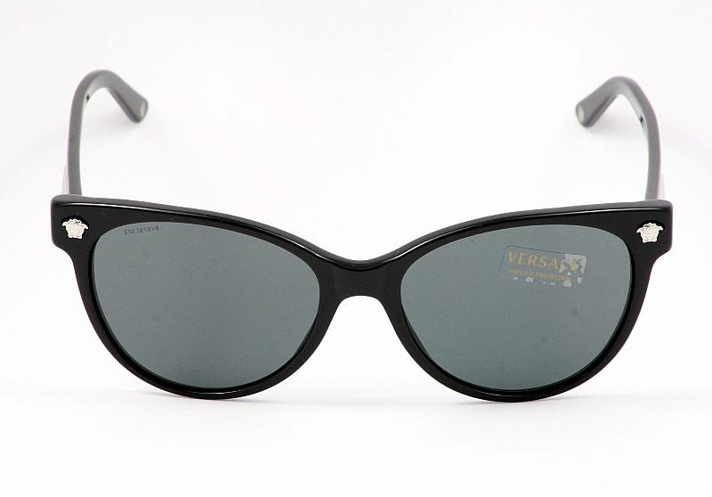 Zoom Versace Sunglasses Women Cateye