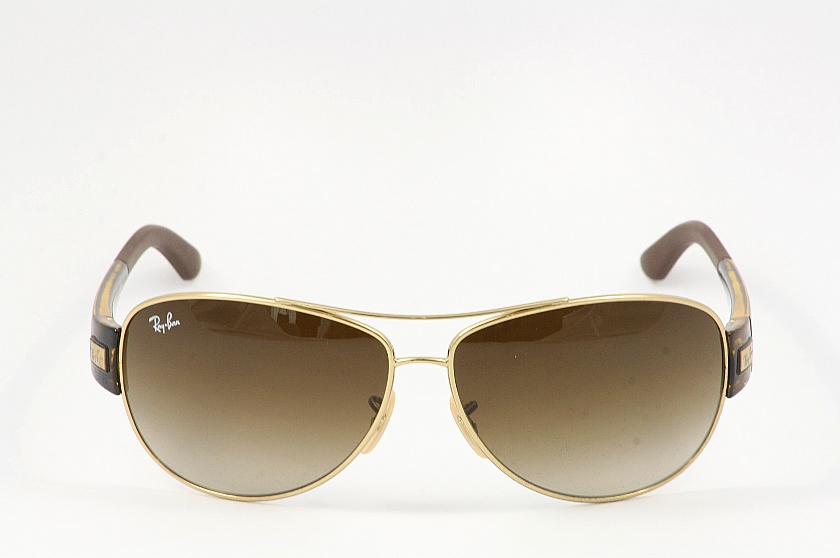 ray ban aviator arista soee  Ray Ban RB3467 RB/3467 001/13 Arista/Gold RayBan Aviator Sunglasses 63mm by  Rayban