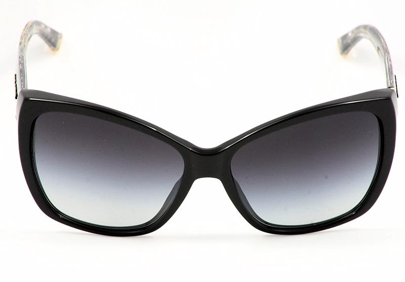 2f3759e23e9e Dolce & Gabbana Sunglasses D&G DG 4111-M 1891/8G Black Lace Shades by Dolce  & Gabbana