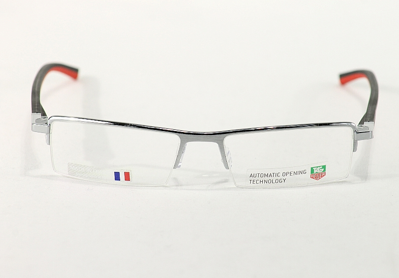 Eyeglasses Frames Tag Heuer : TagHeuer Eyeglasses 0822 TH0822 002 Red/Black Tag Heuer ...