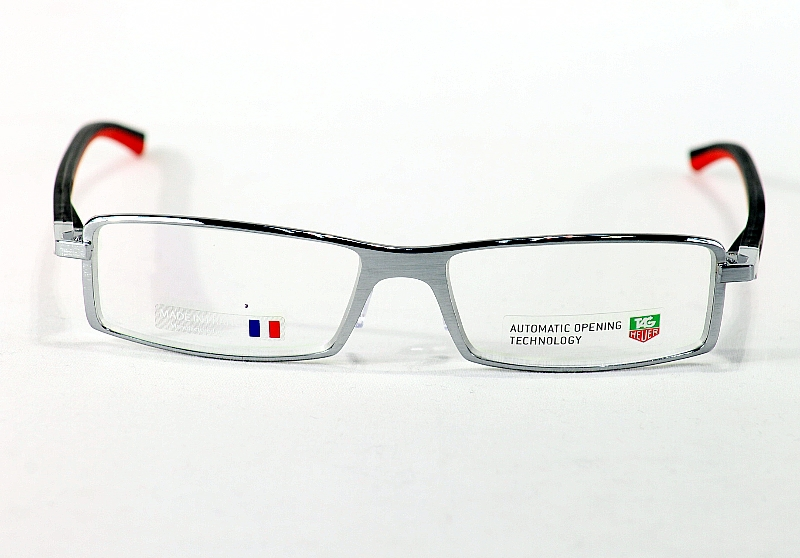 Eyeglass Frame Tags : TagHeuer Eyeglasses 0802 TH0802 002 Red/Black Tag Heuer ...