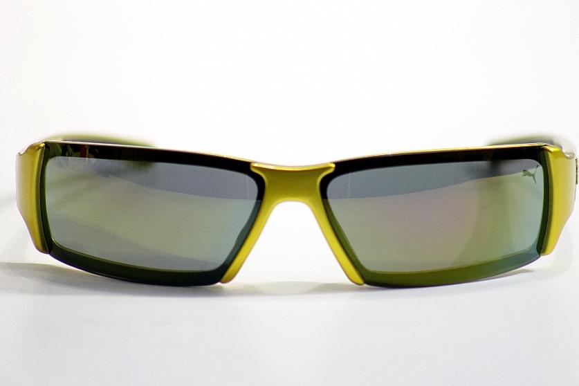 0ea73658e2ca Puma Sunglasses Flash PU15142 15142 YE Yellow Shades (no case)