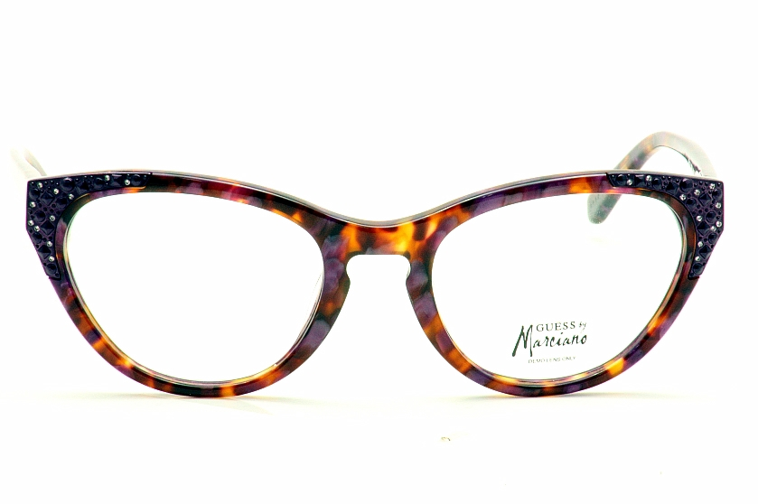 Guess Marciano Eyeglass Frames : Guess By Marciano Eyeglasses GM133 133 PRDM Purple Optical ...