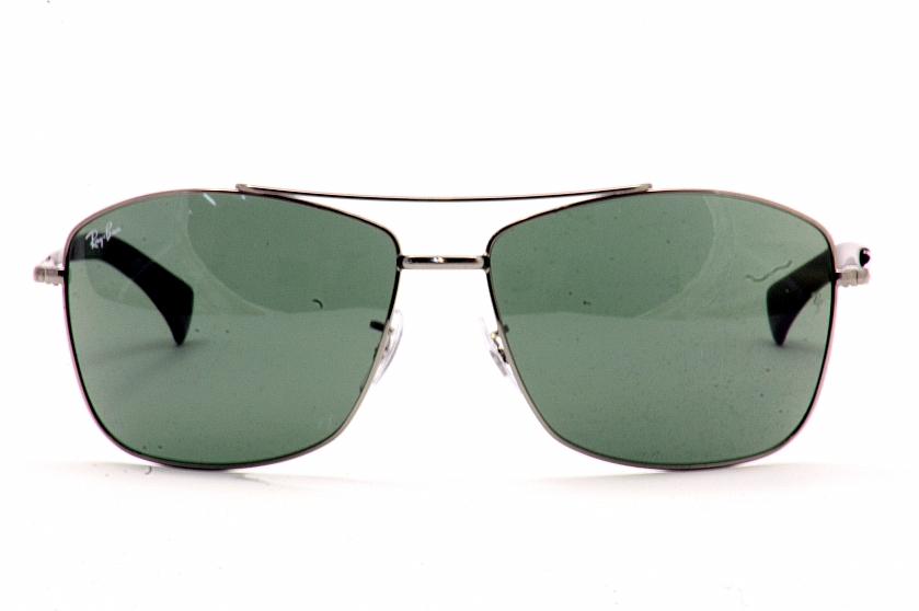 rb3476  Ray-Ban Sunglasses RB-3476 RB3476 004/71 Silver RayBan Shades ...