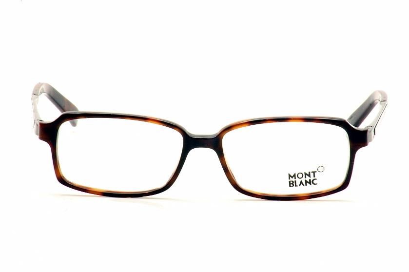 698fab467a0 Mont Blanc Eyeglasses MB298 MB-298 052 Tortoise Optical Frame by Mont Blanc