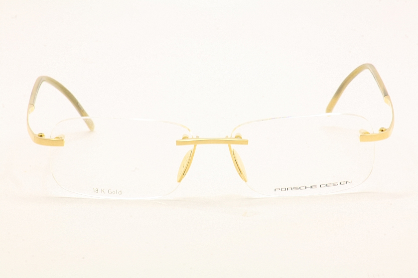 cc55c3ed2b85 Porsche Eyeglasses P 8124 P8124 Limited Edition 18K Gold Frame by Porsche.  Hover to zoom