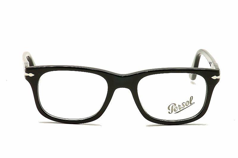 Eyeglass Frames Persol : Persol Eyeglasses 3029V 3029/V Full Rim Optical Frame