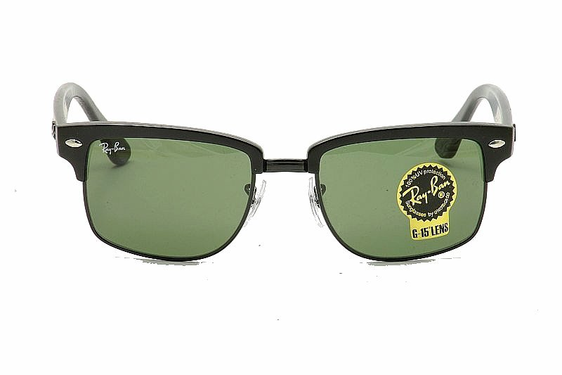 a7ce2d434f Ray Ban RB 4190 RB4190 RayBan Squared Clubmaster Sunglasses by Ray Ban