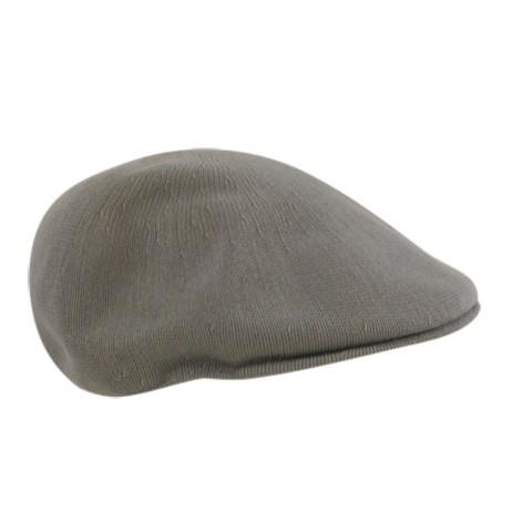 6af4f6d841f52 Kangol Men s Flat Cap Bamboo 507 Grey Hat by Kangol