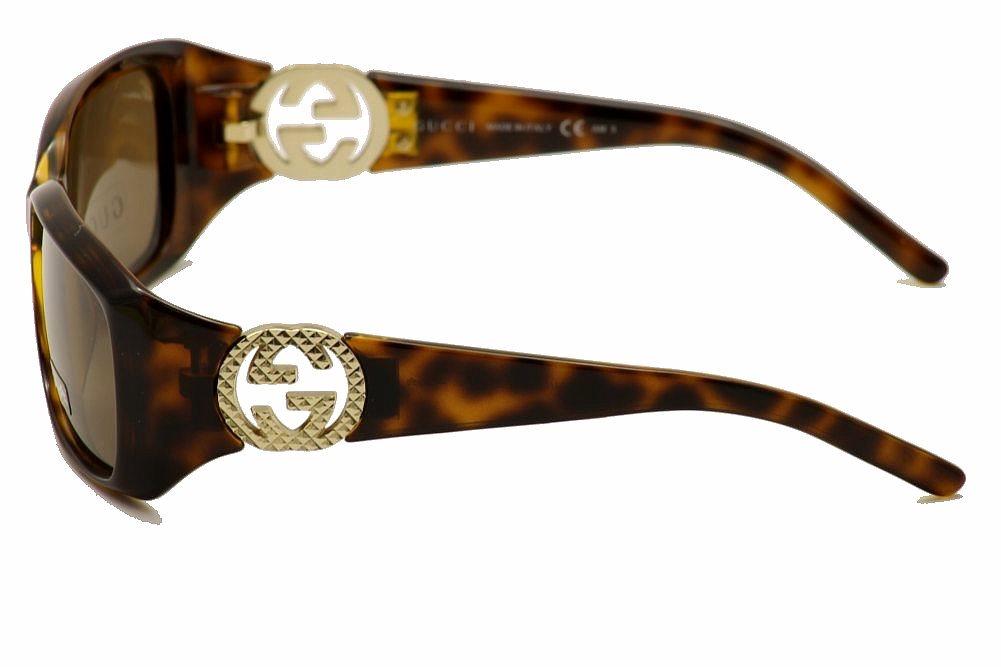 49a41a4f56 Gucci Women s GG3504 S GG 3504S Rectangular Sunglasses by Gucci