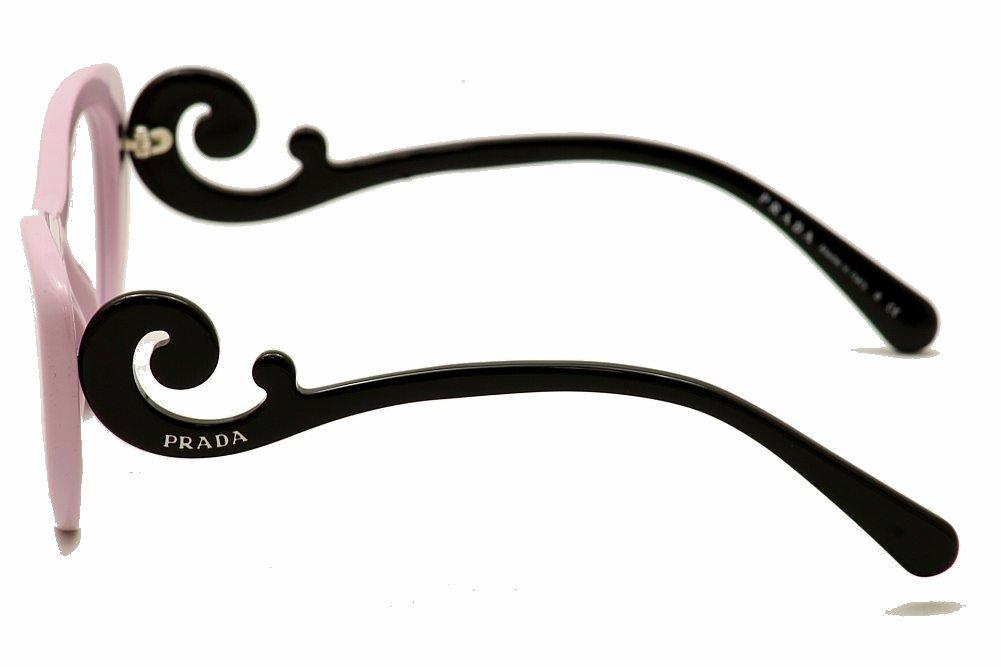 ec4962c90ea Prada Women s Eyeglasses VPR06Q VPR 06Q Full Rim Optical Frames by Prada
