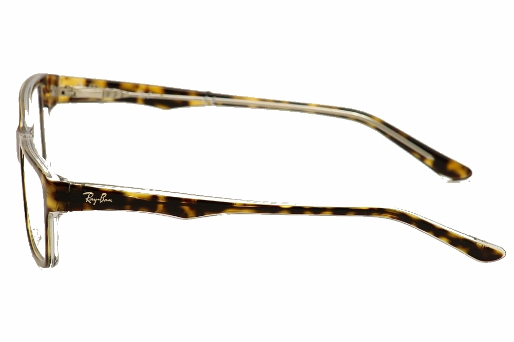 df7f5cba832 Ray Ban Eyeglasses RB5245 5245 5082 Havana Crystal Optical Frame 54mm by Ray  Ban