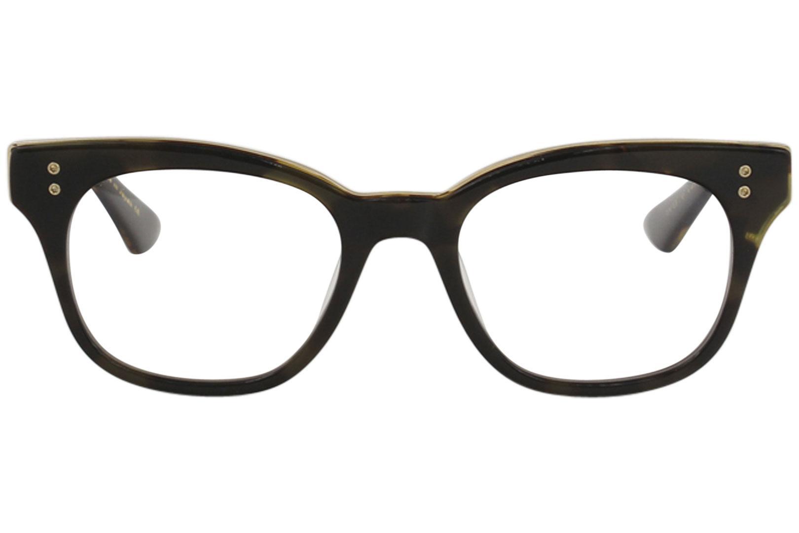 12a30b9fd26 Dita Women s Eyeglasses Rhythm DRX-3039 Full Rim Optical Frame