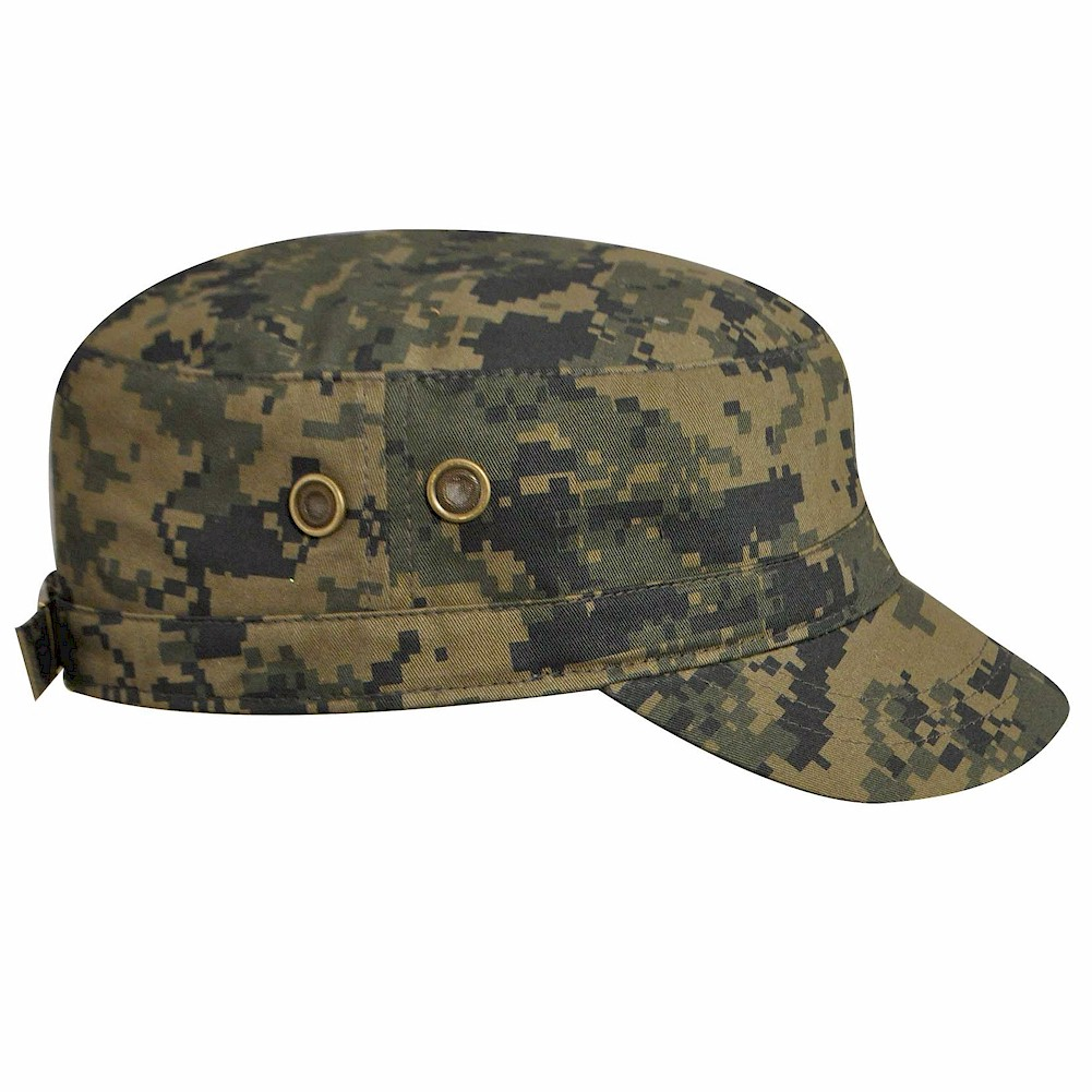 Kangol Men's Digital Camo Adjustable Army Cap Hat