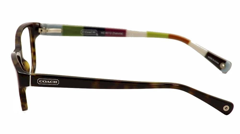 d08cfac0f1 Coach Eyeglasses Dakota HC6012 HC 6012 5001 Tortoise Optical Frame by Coach