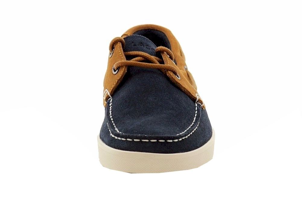 best website b447a 55a88 Lacoste Men s Keellson 6 Fashion Loafers Suede Boat Shoes by Lacoste