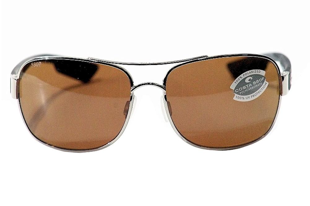 d241228e7f Costa Del Mar Cocos CC21 OC 21 OCP Palladium Copper 580P Polarized  Sunglasses by Costa Del Mar