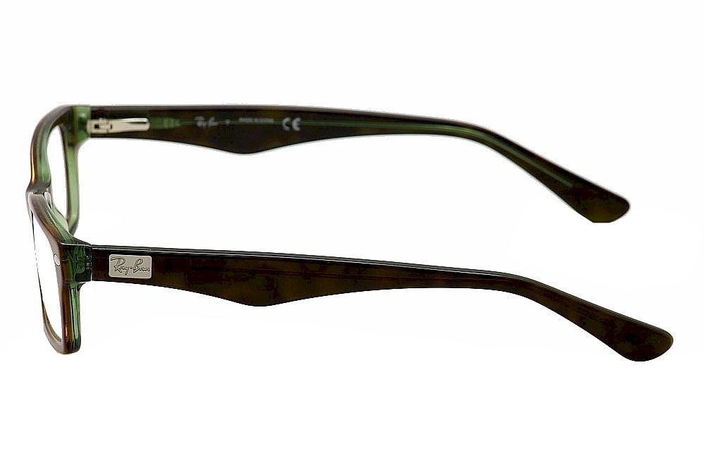18ee5f2e35bfb Ray-Ban Eyeglasses RB5206 5206 2445 Havana RayBan Optical Frame 54mm by Ray  Ban