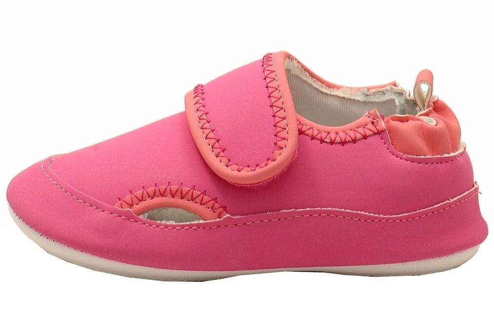 Colorblock Sandal Baby Shoes Robeez