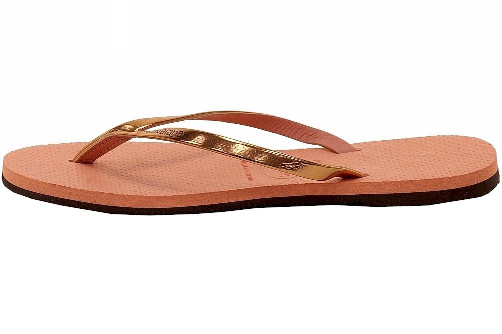 e7901f8d8 Havaianas Women s You Metallic Fashion Flip Flops Sandals Shoes