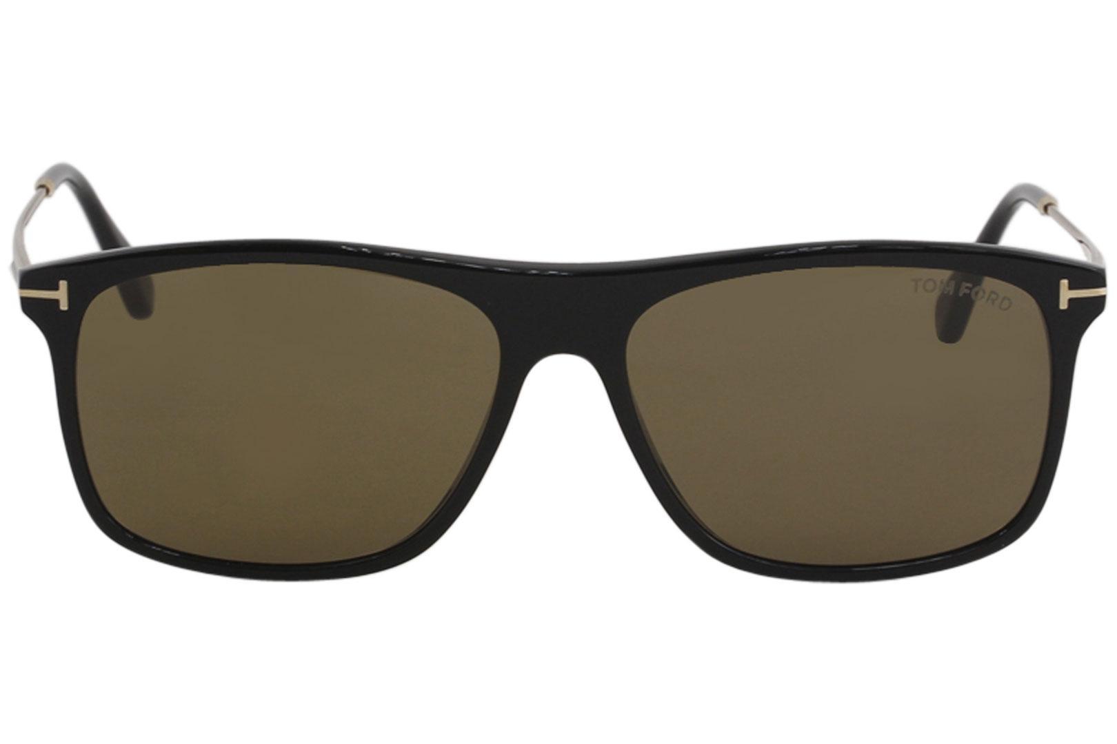 5e242e9db8 Tom Ford Men s Max-02 TF588 TF 588 Fashion Square Sunglasses by Tom Ford