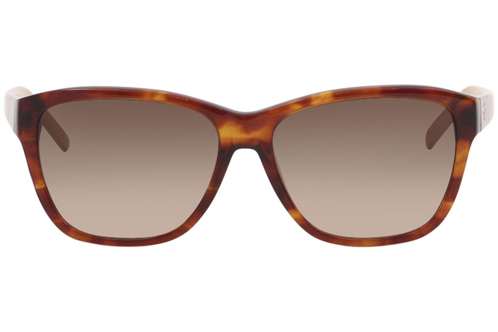 15c69149b7 Lacoste Women s L658S L 658 S Fashion Square Sunglasses by Lacoste