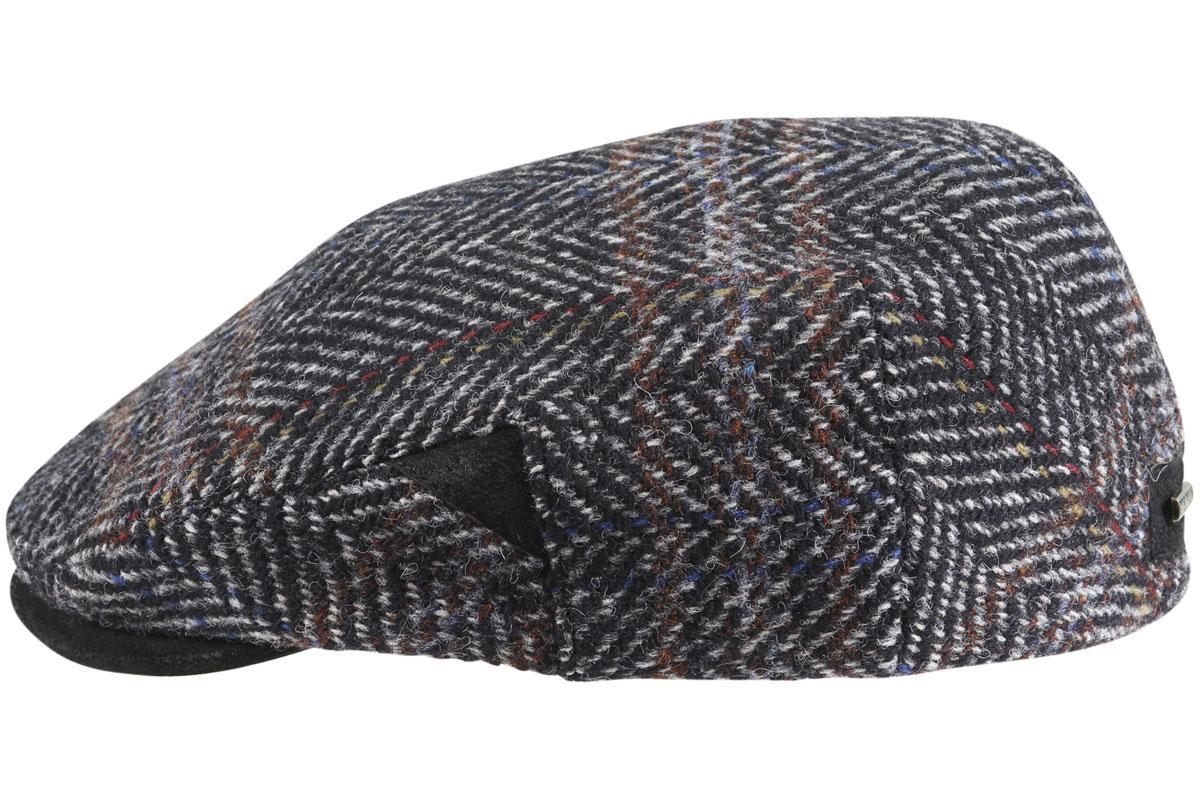 4ba9a5a3142de Stetson Men s Italian Wool Ivy Cap Hat by Stetson