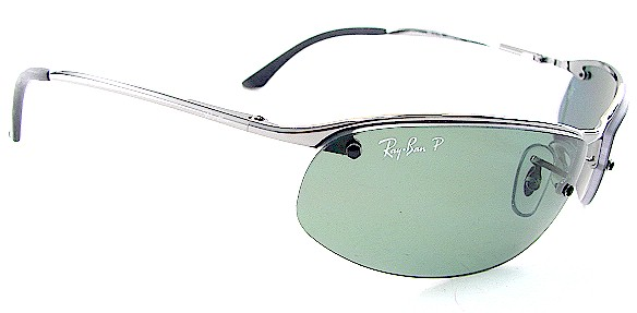 059db7a75a ... shopping ray ban 3179 rb3179 rayban gunmetal 004 9a polarized sunglasses  63x15 by ray ban b51fc