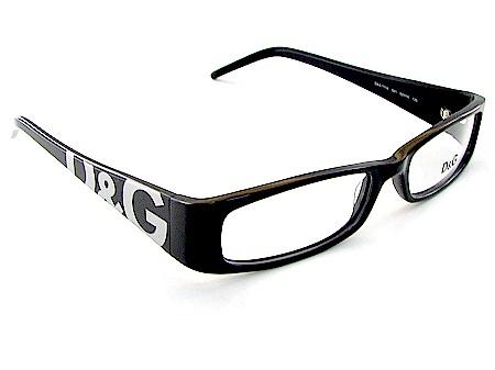 Dolce & Gabbana Eyeglasses D&G 1114 501 Black Full Rim ...