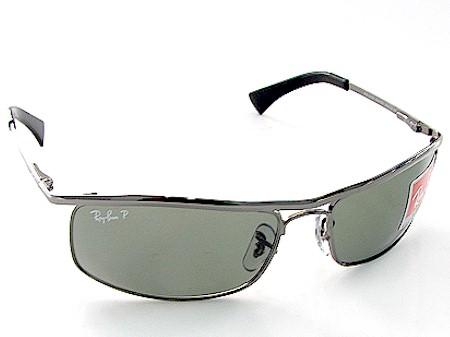 e322c1d8364 RAY BAN 3339 Green 004 58 RAYBAN Polarized Sunglasses 59x16 by Ray-Ban