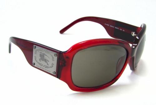 7c2fb397f84e BURBERRY B4035 Red 3033/3 Sunglasses by Burberry