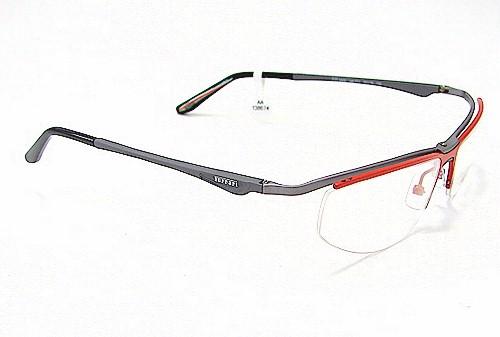 FERRARI FR-5006 FR5006 Mat Red 173 Optical Frame Eyeglasses 57x16
