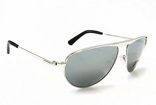 9f637b576776 TOM FORD James Bond 007 TF108 TF-108 Shiny Rhodium 18C Sunglasses by Tom  Ford