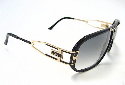 d82625ba83e CAZAL 881 Gold   Black 1 Sunglasses by Cazal