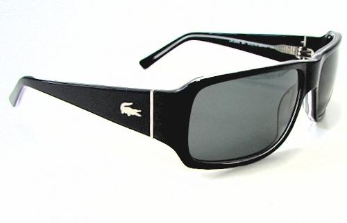 3766b493f60 Lacoste LA-12440 Sunglasses LA12440 BK Black Shades by Lacoste