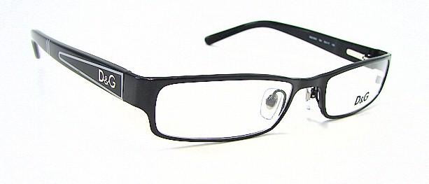 DOLCE & GABBANA D&G 5034 Eyeglasses Black 064 Optical Frame