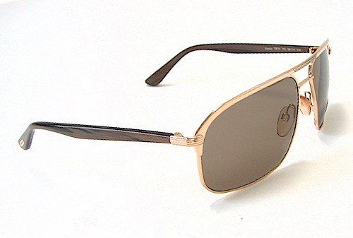 01ccdf958a TOM FORD Connor TF70 Sunglasses TF 70 Gold 772 Frame by Tom Ford