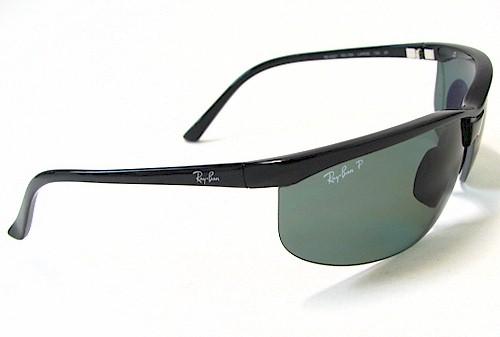 95fd8f54b907 Ray Ban RB 4021 Sunglasses RayBan RB4021 Black 601/9A Polarized by Ray-Ban