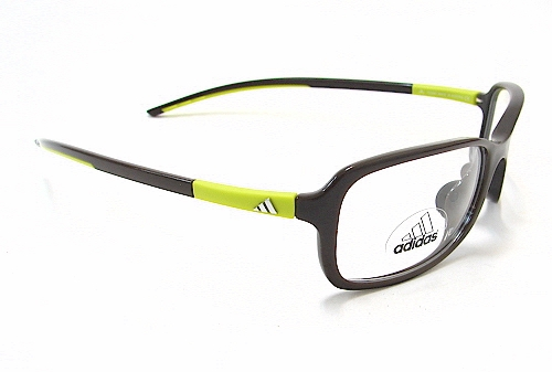 adidas eyeglasses yellow
