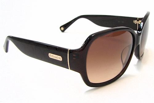25abb33ef87d Coach Odessa S822 Sunglasses S-822 Brown 210 Frame by Coach