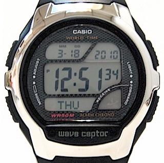casio wv58a 1av watch men s atomic waveceptor digital resin band rh joylot com casio wv-58a instructions casio wave ceptor wv-58a manual