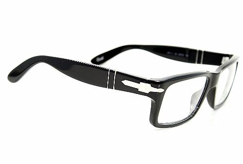 6282fec86f209 PERSOL 2937-V Eyeglasses 2937V Black 95 Optical Frame by Persol