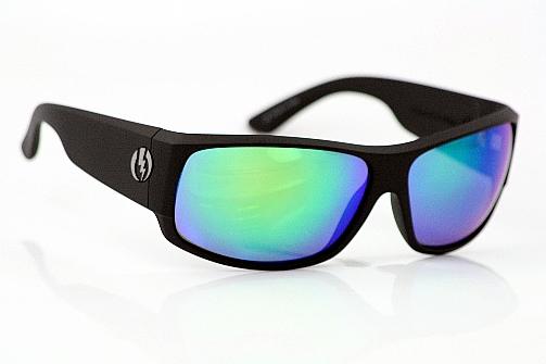 3f6c0b8ce2d6d ELECTRIC Module Sunglasses Matte Black 78-01059 Shades by Electric
