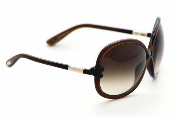 564227c1a8 Tom Ford Sonja TF185 Sunglasses TF 185 Brown 48F Shades by Tom Ford