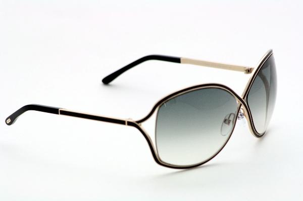 54cbb7b8dc Tom Ford Rickie TF179 Sunglasses TF 179 Black Gold 01B Shades by Tom Ford